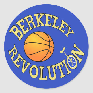 Berkeley Revolution stickers
