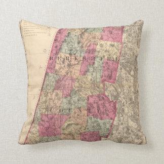 Berkshire County Throw Pillow