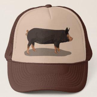 Berkshire pig hat