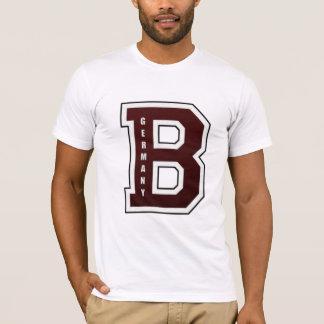 Berlin American High School Varsity Letter T-Shirt