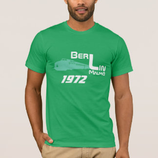 Berlin arene Design GDR T-Shirt