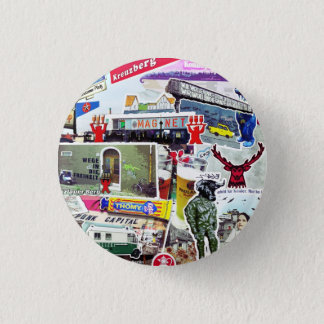 Berlin Art 1 Inch Round Button