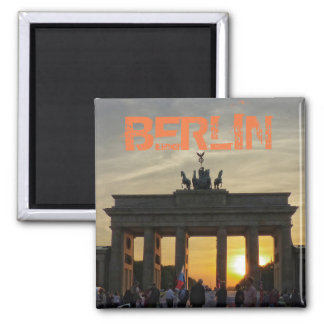 BERLIN Brandenburg Gate 03.2.T Magnet