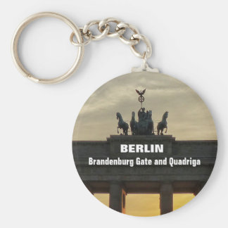 BERLIN Brandenburger Tor Keychain