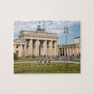 Berlin Brandenburger Tor Puzzle