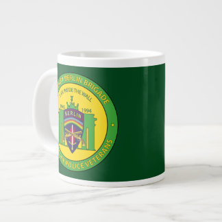 Berlin Brigade Military Police Veterans Large Coffee Mug