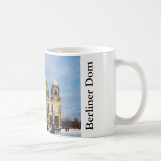 Berlin Cathedral 001.01.T, Berliner Dom, Germany Coffee Mug