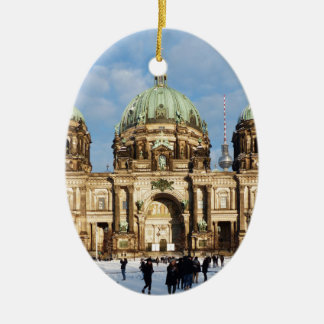 Berlin Cathedral, Berliner Dom, Germany Ceramic Ornament