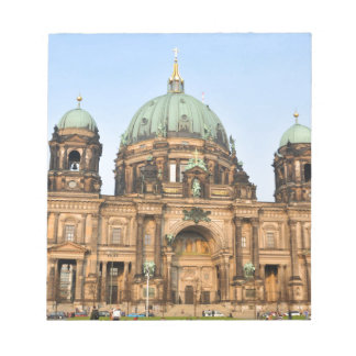 Berlin Cathedral (Berliner Dom) Notepad