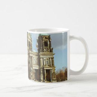 Berlin Cathedral German Evangelical Berliner Dom Coffee Mug
