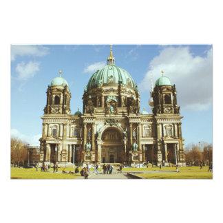 Berlin Cathedral German Evangelical Berliner Dom Photo Print