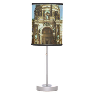 Berlin Cathedral German Evangelical Berliner Dom Table Lamps