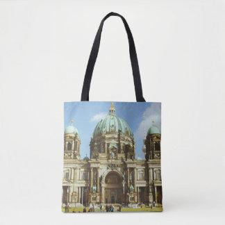 Berlin Cathedral German Evangelical Berliner Dom Tote Bag