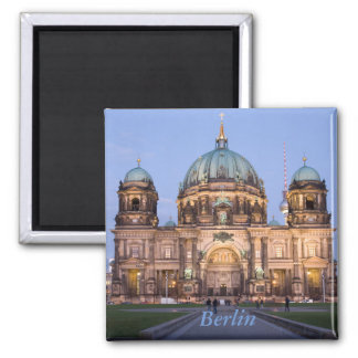 Berlin Cathedral Magnet