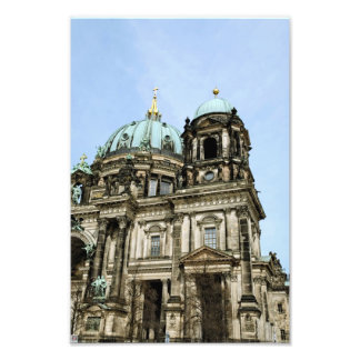 Berlin Cathedral Photo Print
