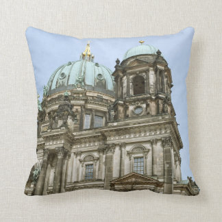 Berlin Cathedral Throw Pillow