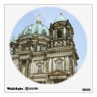 Berlin Cathedral Wall Sticker