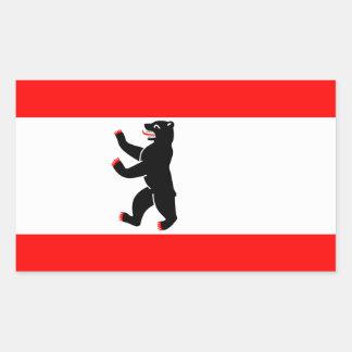 Berlin City Flag Sticker