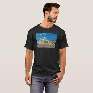 Berlin city Germany Reichstag building landmark ar T-Shirt