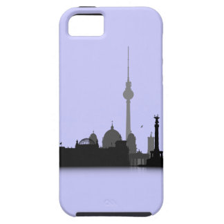 Berlin Cityscape iPhone 5 Case