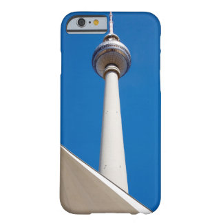 Berlin Fernsehturm Barely There iPhone 6 Case