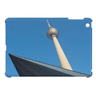 Berlin Fernsehturm iPad Mini Cases
