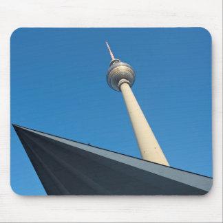 Berlin Fernsehturm Mouse Pad