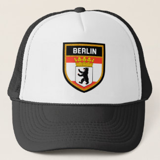 Berlin Flag Trucker Hat