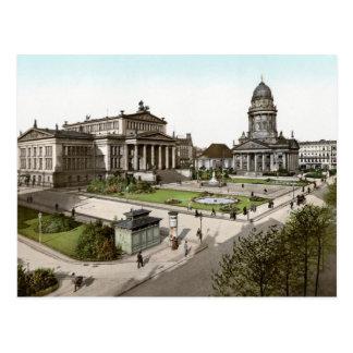Berlin Gendarmenmarkt Postcard