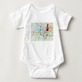 Berlin, Germany Baby Bodysuit