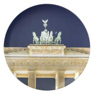 Berlin, Germany Dinner Plates