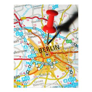 Berlin, Germany Letterhead