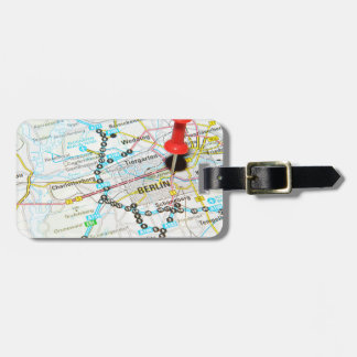 Berlin, Germany Luggage Tag