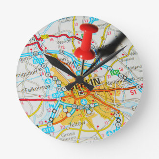 Berlin, Germany Round Clock