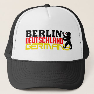 BERLIN hat - choose color