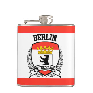 Berlin Hip Flask