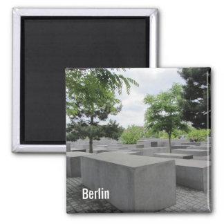 Berlin Holocaust Memorial Magnet