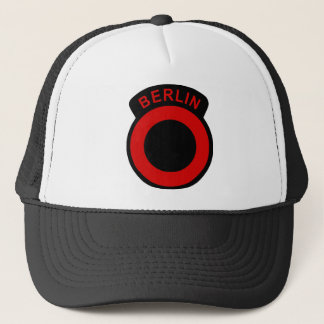 Berlin Infantry brigade fan Cap