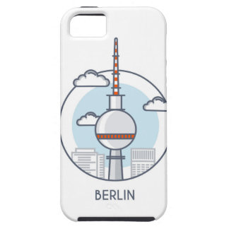 Berlin iPhone 5 Cover