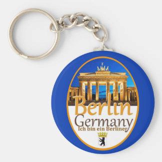 BERLIN Keychain