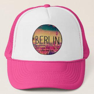 Berlin, Love This City series, circle Trucker Hat