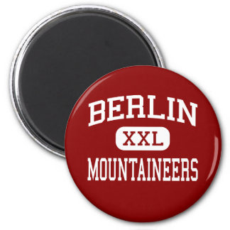 Berlin - Mountaineers - High - Berlin Magnet