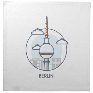 Berlin Napkin