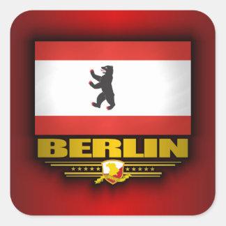 Berlin Pride Square Sticker