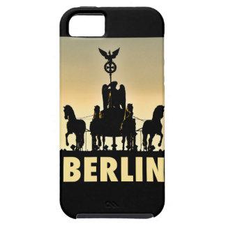 BERLIN Quadriga 002.11 Brandenburg Gate iPhone 5 Cases