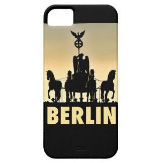 BERLIN Quadriga 002.12 Brandenburg Gate iPhone 5 Case