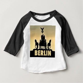 BERLIN Quadriga 002.1 Brandenburg Gate Baby T-Shirt