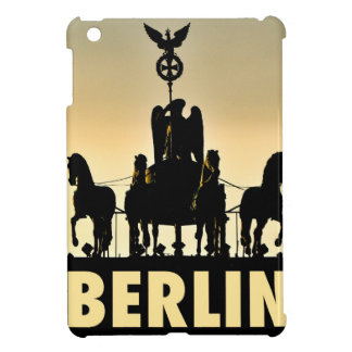 BERLIN Quadriga 002.1 Brandenburg Gate iPad Mini Cases
