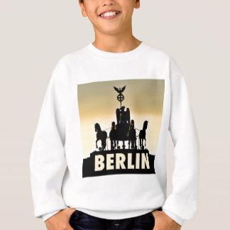 BERLIN Quadriga 002.1 Brandenburg Gate Sweatshirt