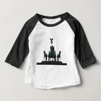 BERLIN Quadriga at Brandenburg Gate Baby T-Shirt